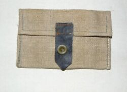 Simplified Ammo Pouch For Mosin-nagant, Original Wwii