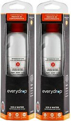 New 2pack Whirlpool Water Filter 2 Edr2rxd1/w10413645a For Fridge Sealed Us Ship