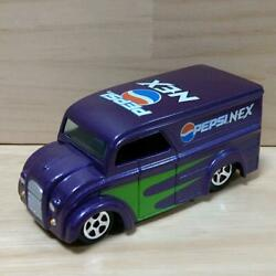 Hot Wheels 2007 Pepsi Nex Exclusive Dairy Delivery Seven-eleven Store Vhtf Japan
