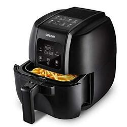 Cosori Co134-af Air Fryer Oilless Oven Cooker With 8 Menus Led Digital Touchscr