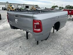 2020 Dodge 2500 Pickup Truck Bed/box 8ft Fifth 5th Wheel Tail Gate Rear Lights
