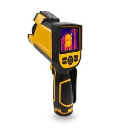 Victor 360 Handheld Thermal Imaging Camera Infrared Thermometer Color Lcd ✦kd