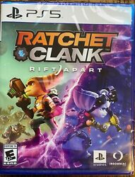 Ratchet And Clank Rift Apart Launch Edition - Playstation 5 - Brand New Unopened