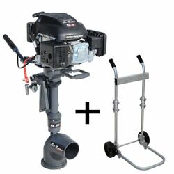 Outboard Engine Jet Turbo 65hp 4 Stroke With Clutch And Security Key