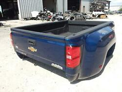 2019 Chevy Silverado 3500 Bed Box High Country Dually Tailgate Tail Lights Gm