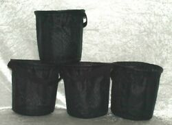 Garbage Containers With Handles Handmade For Scrapbooking Crafting Car Reusable