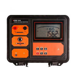 Victor 7500a Multi-function Cable Identification Instrument Large Lcd Display ✦k