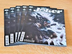 Joker 2 2nd Printing X 5 Copies 1st Appearance Of Vengeance / Bane's Daughter