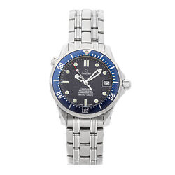 Pre-sale Omega Seamaster 300m Auto 36mm Steel Menand039s Watch 2551.80.00 Coming Soon