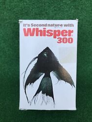 Vintage Second Nature Whisper 300 Air Pump - Made In Japan
