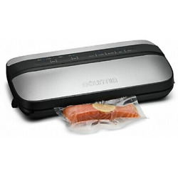 Gourmia Stainless Steel Vacuum Food Sous Vide Sealer - Gvs455 - Free Shipping