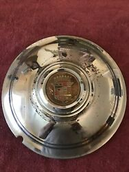 1930and039s-1940and039s Cadillac Series 14 Od Oem Wheel Center Rim Hub Cap Lug Cover X