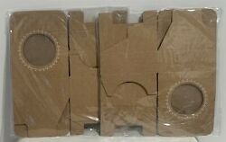 Stampin Up Decorative Window Gift Food Favor Treat Boxes Lot Of 12