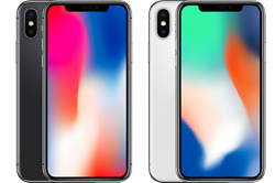 Apple Iphone X 64gb / 256gb Space Gray / Silver Unlocked Excellent Condition