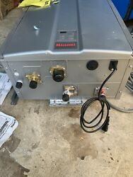 Rinnai Ru199ip - Whole House Tankless Water Heaters New Scratch And Dent Propane