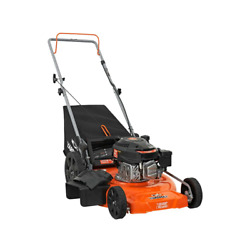 3-in-1 Push Mower 21 In. 170cc Ohv Walk Behind Gas Mulch Side Discharge Rear Bag
