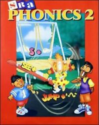 Sra Phonics Student Edition - Book 2 Grade 2 By Mcgraw-hill Education New