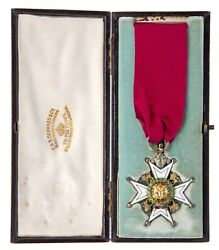 The Most Honourable Order Of The K.c.b Military Companions Breast Badge