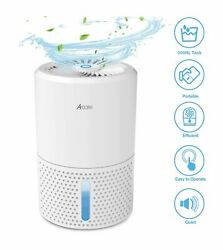 Moisture Absorber Air Dryer With Water Tank Dehumidifier For Home Basement