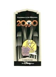 Vintage Disney Countdown To The Millennium Pin 72 Nightmare Before Christmas