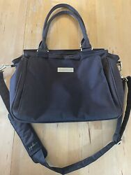 Jujube Be Classy Black Monarch with messenger Strap $37.00