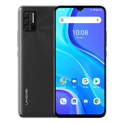 Umidigi A7s 6.53smartphone With Infrared Temperature Sensor Unlocked Android 10