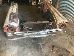 1957 Ford Fairlane 500 Body Parts