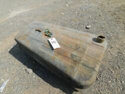 John Deere 2 Cylinder Tractor Gas Tank Tag 440