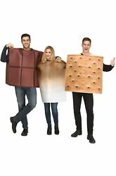 Brand New Sand039mores Funny Adult Costume Trio