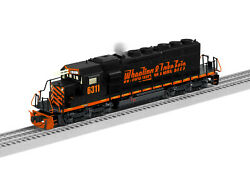 Lionel 1933142 Wheeling And Lake Erie Legacy Sd40-2 6311