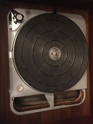 Thorens Td 124 Mk Ii Transcription Turntable - Consoled Life One Owner