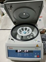 Thermo Fisher Scientific Medifuge Centrifuge Up To 4900 Rpm Max Speed Works