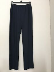 Babette Sf Elastic Waist Pull On Stretch Pants Size Xs Made In Usa