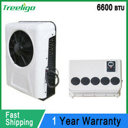 Universal 12 Volt A/c Air Conditioner For Car Trucks Tractor Motorhome Rv White