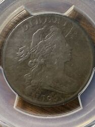 1798 Large Cent 2nd Hair Stylerare