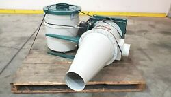 G0441 Ai Grizzly 3 Hp 2 Stage Cyclone Dust Collector - Used Machine