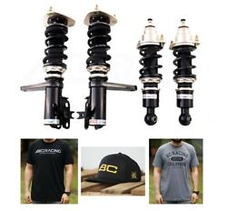 Bc Racing Br-type Coilovers Extreme Low Kit + Free Gift 02-06 Rsx Dc5 Tax Back