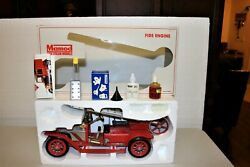 Vintage Early Mamod Live Steam Fire Engine Fe1 -never Fired, Boxed Complete Rare