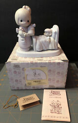 Precious Moments Make Me A Blessing 1986 In Box