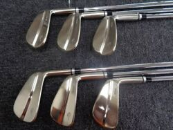 Miura Tb-zero 6s 2019 Model Right Handed 5-pw 6 Pieces Reshaft Flexother Used
