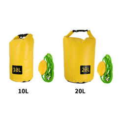 Waterproof Drift Rowing Dry Bag Canoe Kayak For Boat Portable 2 In 1 Sand Anchor