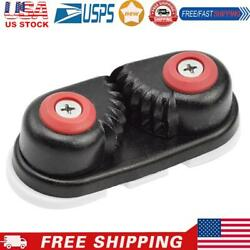 Rowing Boat Cam Cleats Fast Entry Rope Fairlead For Sailboat Dinghy Canoe Kayak