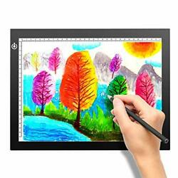 Portable Led Tracing Light Table For Artists Drawing Sketching And Animation New