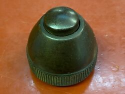 Vintage 1930 And039s 1940 And039s Bakelite Horn Push Button Motorcycle Car Truck Scooter