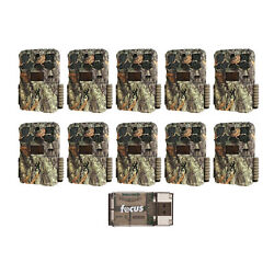 Browning Trail Cameras 20mp Recon Force Edge Trail Camera 10 Pack