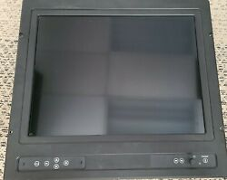 Hatteland Display Jh 23t02 Mmd-c2 Tested Working Ships From Usa