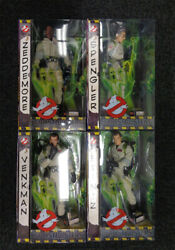 Ghostbusters 1/6 Figure Mattel All 4 Body Full Set New Unopened