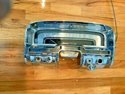1955 Cadillac Instrument Cluster Speedometer And Cables