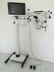 Video Colposcope With 3 Step- White - Manual Focusing - Free Worldwide Shipping