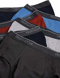 Fruit Of The Loom Men's Fashion Brief Pack Of 6